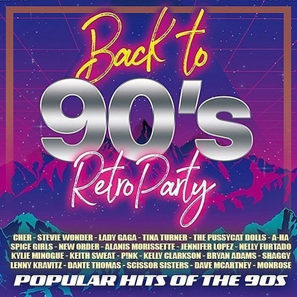 Постер к Back To 90's: Popular Hits (2021)