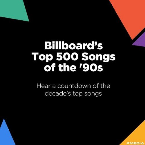 Постер к Billboard's Top 500 Songs of the '90s (2021)